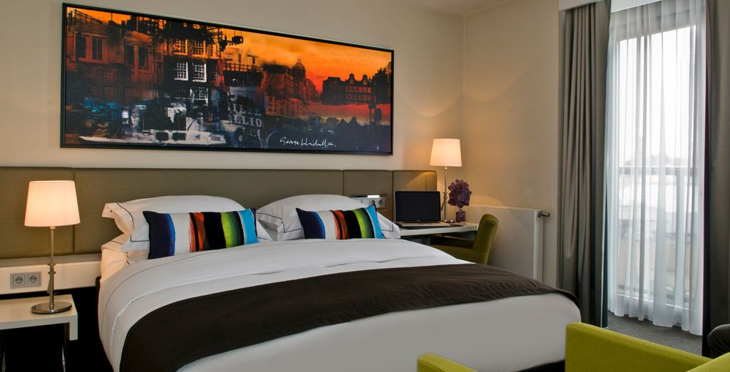 Our members will be upgraded to an Executive Room