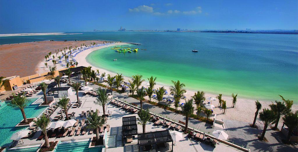 Escape to the Emirates - DoubleTree by Hilton Resort & Spa Marjan Island 5* Ras Al Khaimah