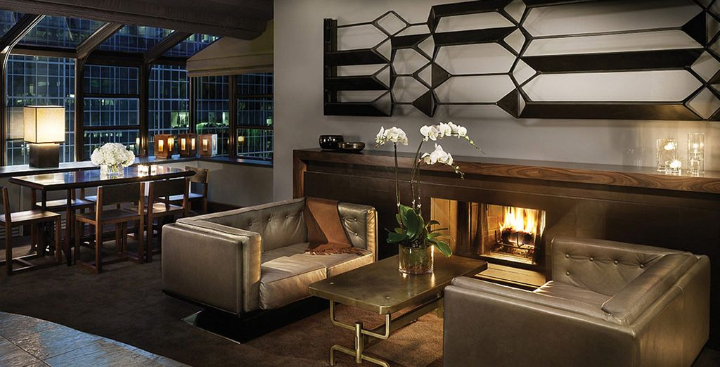 The sauve Royalton is every inch a chic Morgans hotel