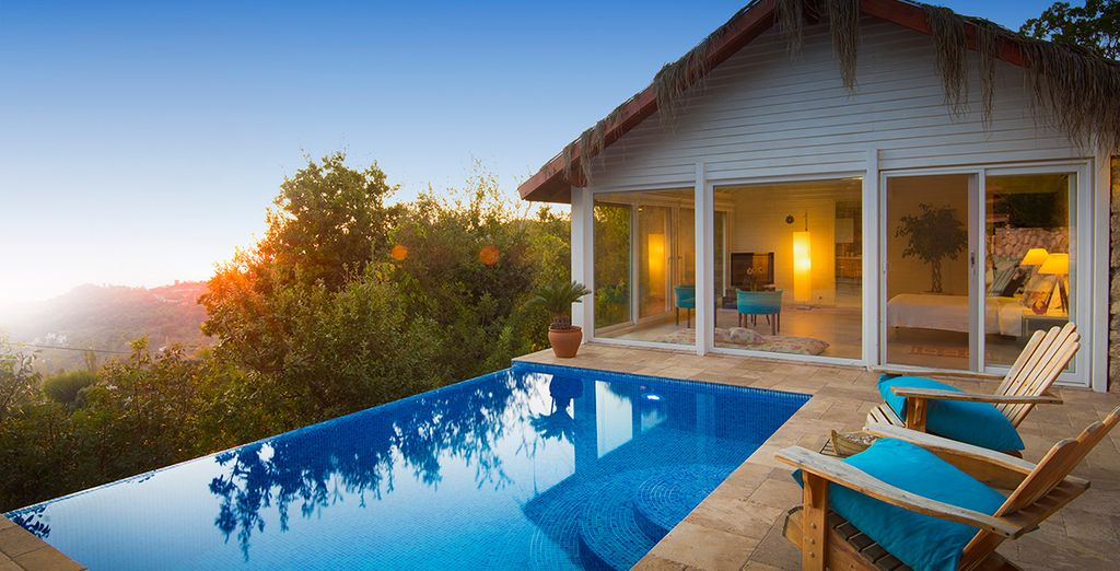 We have 2 amazing villas waiting for you