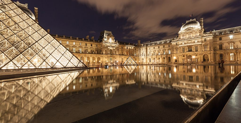 Don't miss The Louvre for a culture fix