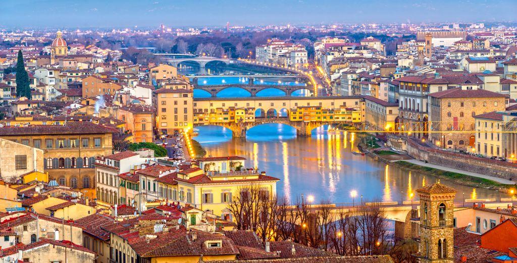 Visit Florence! - Hotel Pierre 4* Florence