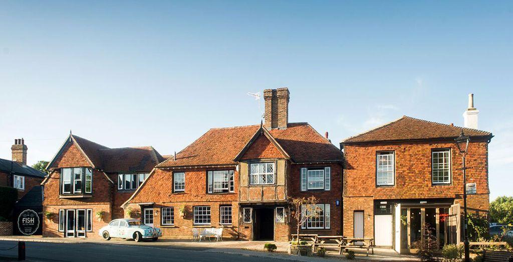 The Bell Inn 3*