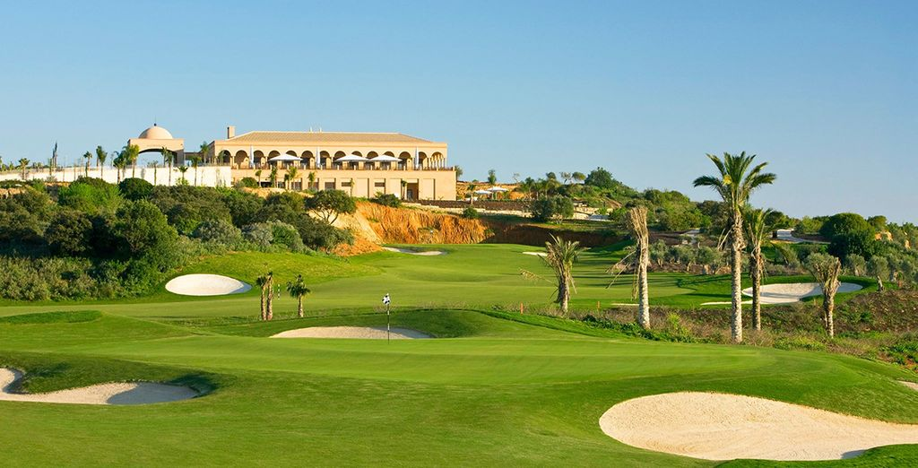 Fancy a few rounds of golf under the warm Portuguese sun?