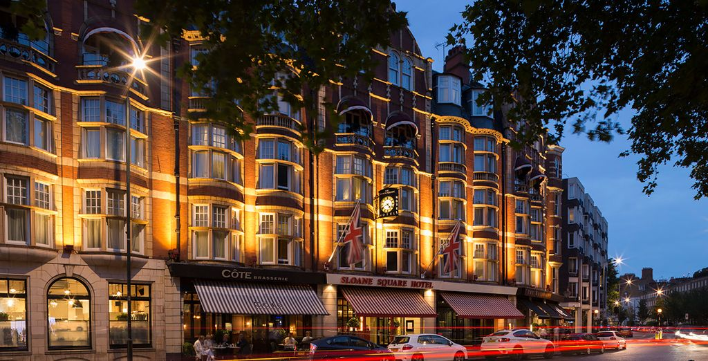 Stay in the heart of fashionable Chelsea