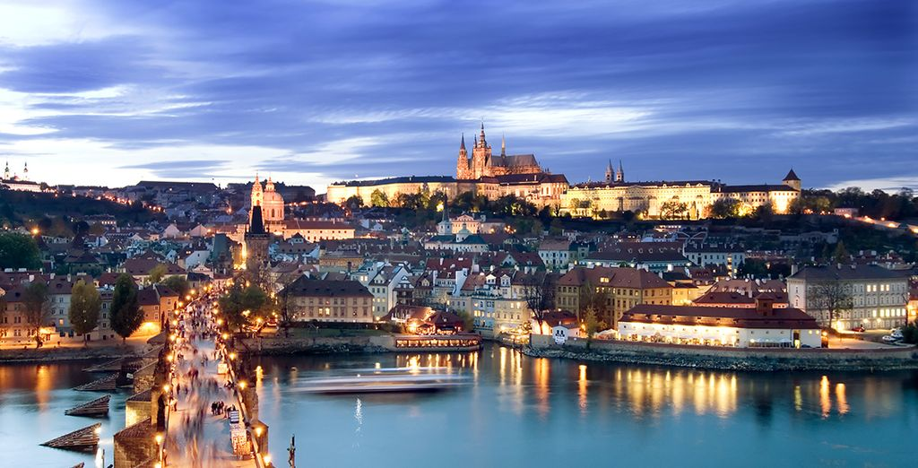 And fall under the spell of this magical city!