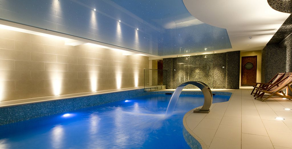 The Headland Spa is one of the most respected yet undiscovered spas in Cornwall