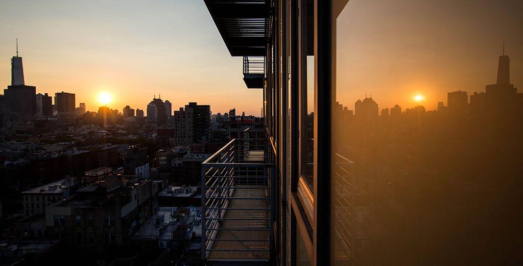 Witness a New York sunset - Hotel on Rivington 4* New York