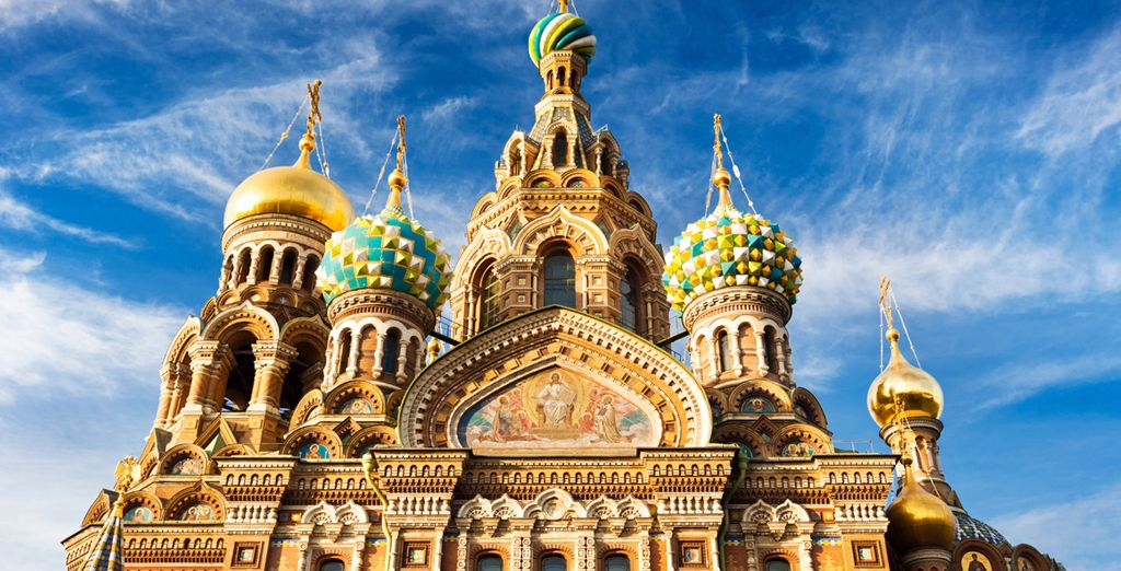 St Petersburg will lure you with its wealth of attractions