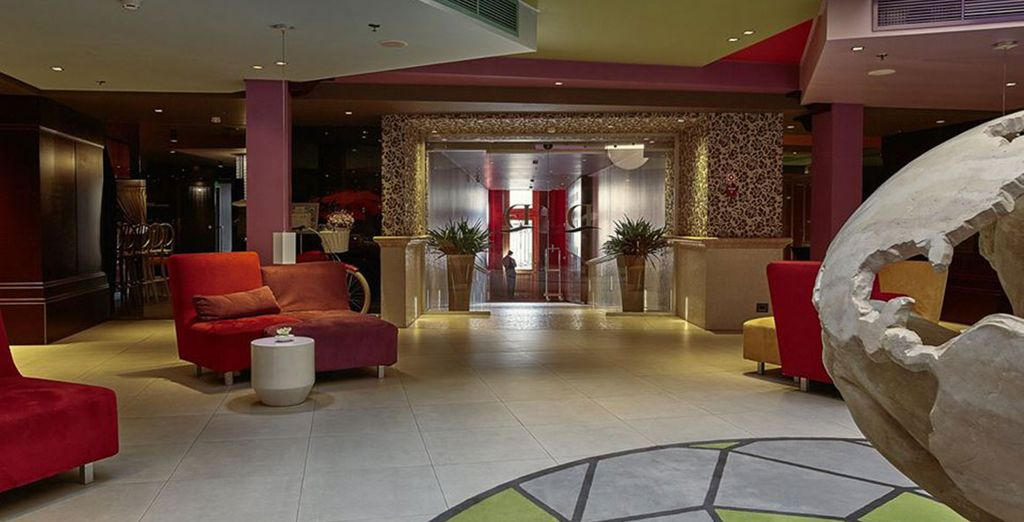Stay at Hotel Domina Prestige 5* for 3 nights