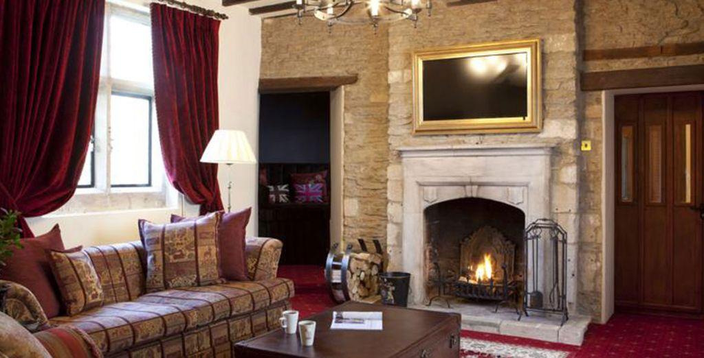 Boasting elegant interiors and design