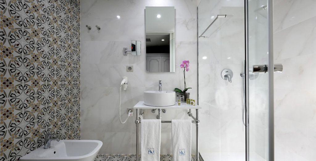 With sleek and modern design