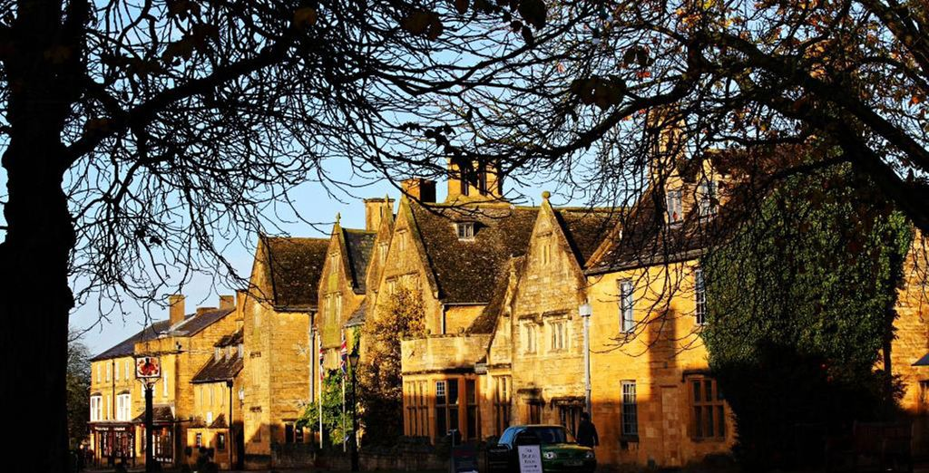 The 4* Lygon Arms Hotel