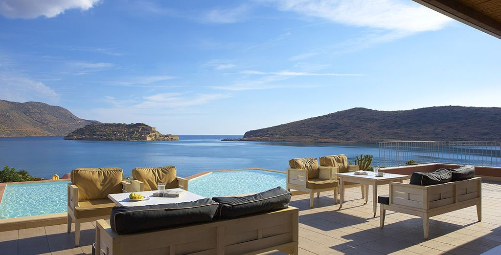 Pure luxury awaits...