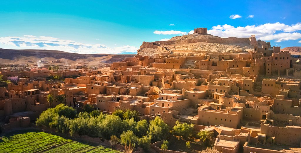 Discover the varied landscapes of Morocco