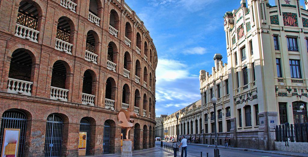 This is a place brimming with culture - Hotel Hospes Palau de la Mar 5* Valencia