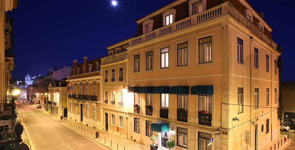 As Janelas Verdes 4* - Heritage As Janelas Verdes 4* Lisbon