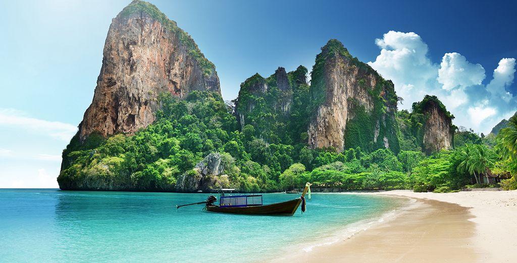 Or island hop to Koh Phi Phi