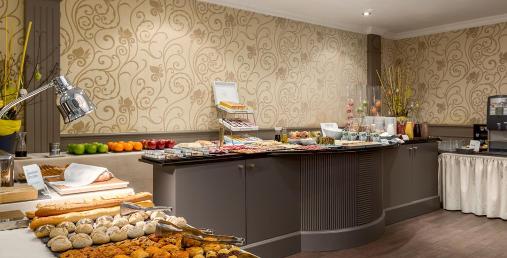 Where you will find a delicious array of breakfast foods
