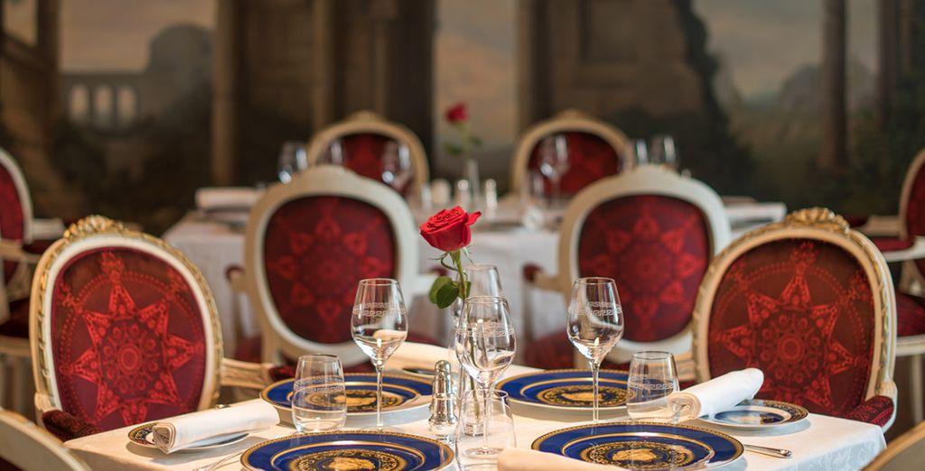 In restaurants redefining the art of dining