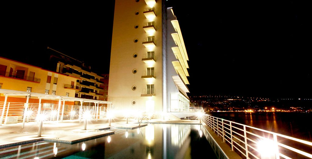 Welcome to Hotel Miramare Stabia