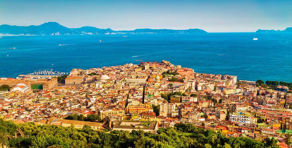 The very special Amalfi Coast