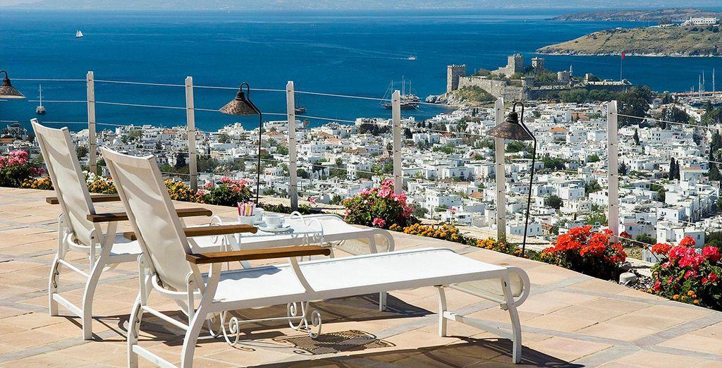 Where fantastic views await you