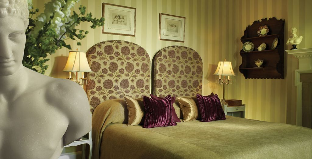 Stay in luxurious Superioor Room