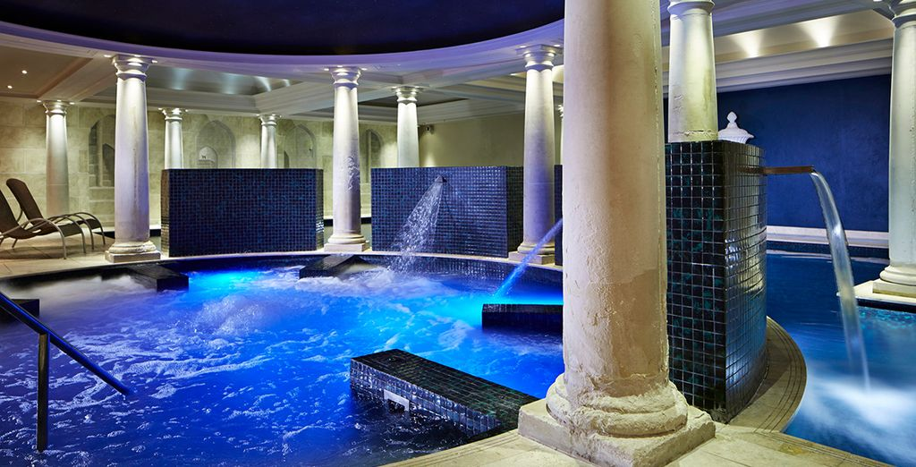 A spa haven awaits... - Alexander House Hotel 5* Crawley