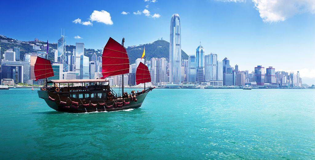 Cruise through the Far East ..