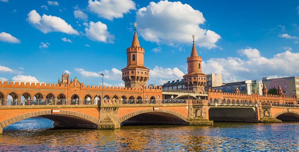 Berlin's combo of glamour and grit is bound to mesmerise anyone keen to explore its vibrant culture