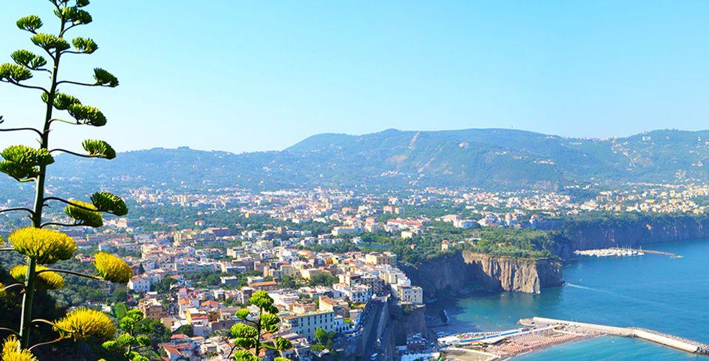 Fall in love with the Amalfi coast!