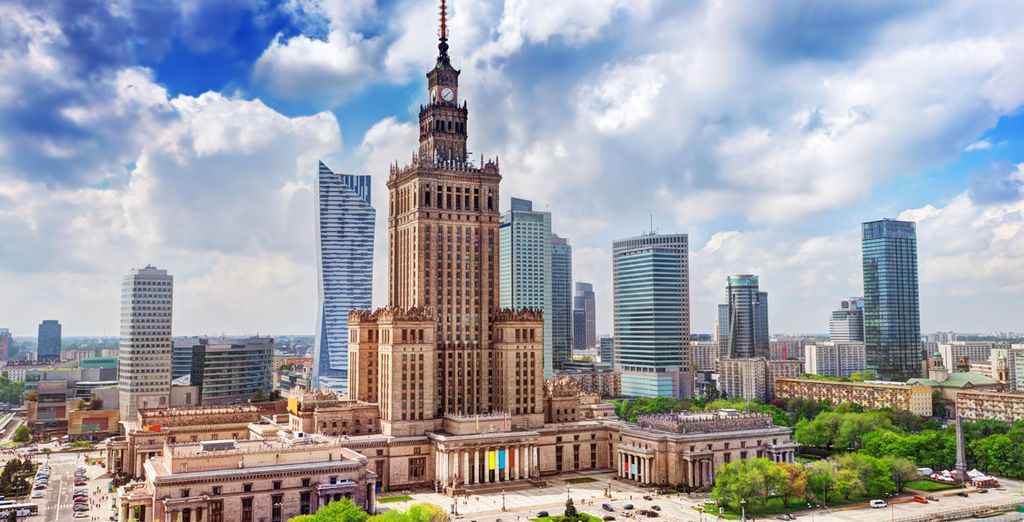 holidays deals to Warsaw