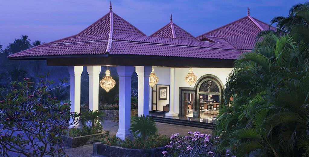 This amazing resort offers plenty