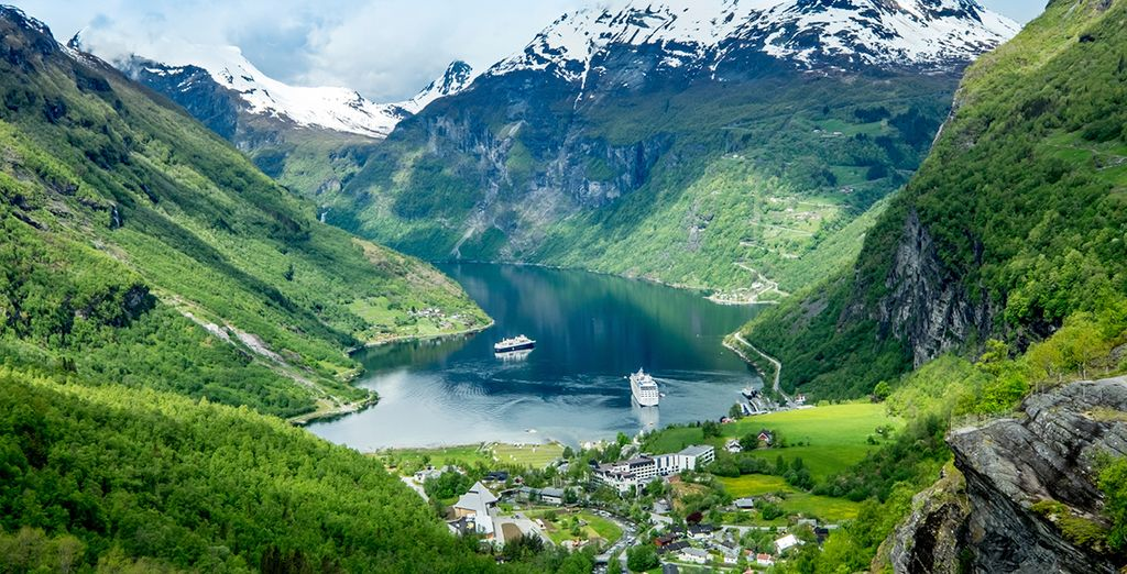 Discover one of the most beautiful countries in Europe on this self-drive adventure