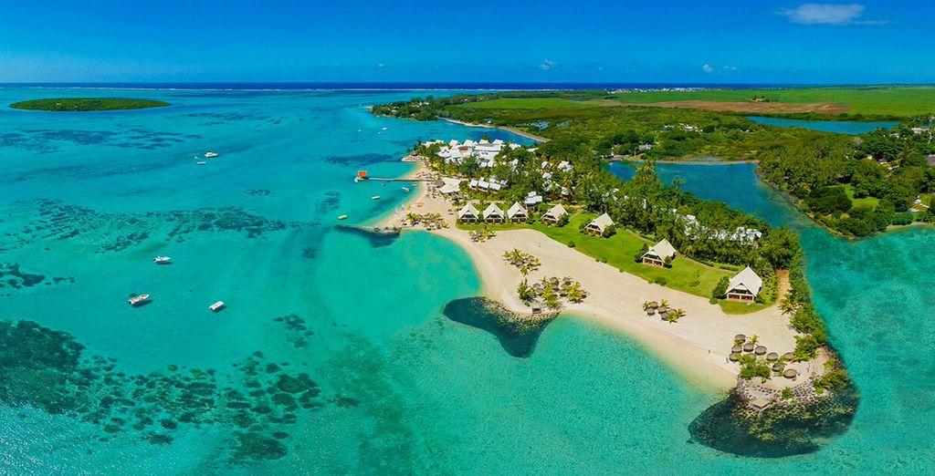 Paradise awaits at Preskil Beach Resort