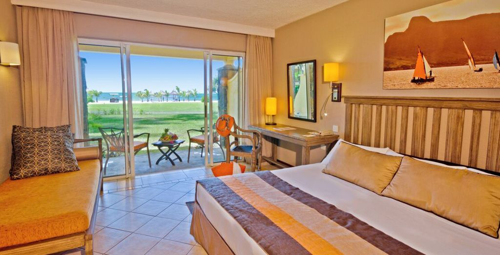 From your Lagoon Room