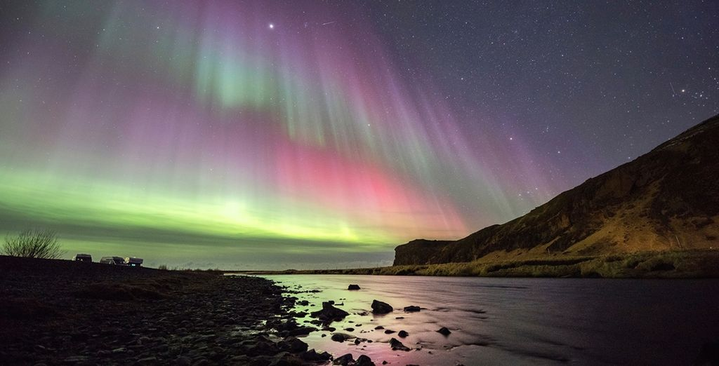 Go in search of the mysterious Northern Lights this winter