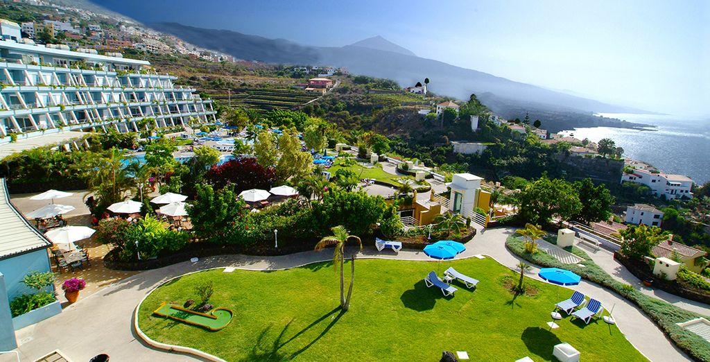 A sunny Canaries resort... - La Quinta Park Suites 4* Santa Cruz de Tenerife