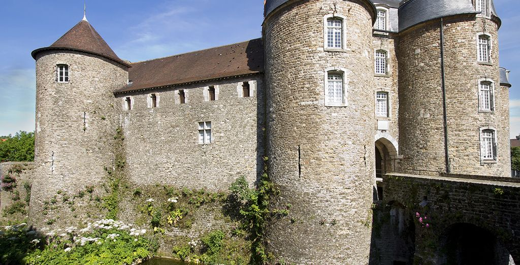 Discover the culture of Boulogne-su-Mer ...