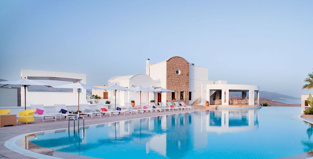 Welcome to the 5* Hotel Doria Bodrum