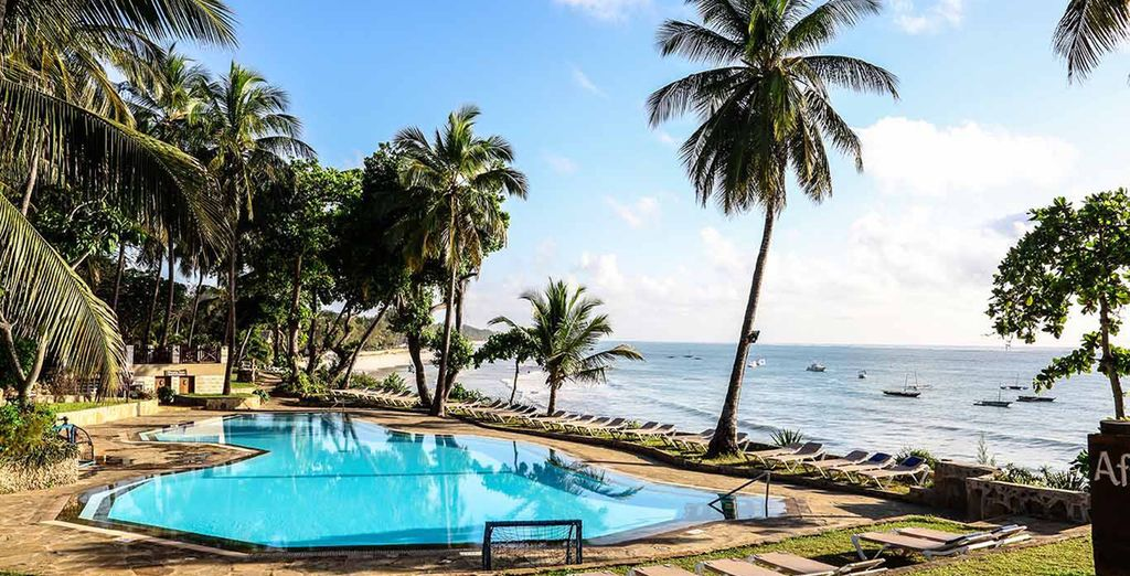 Welcome to Kole Kole Beach Resort