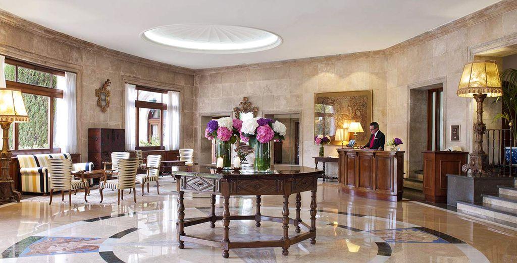 Hostal La Gavina 5 * Grand Luxe opens its doors