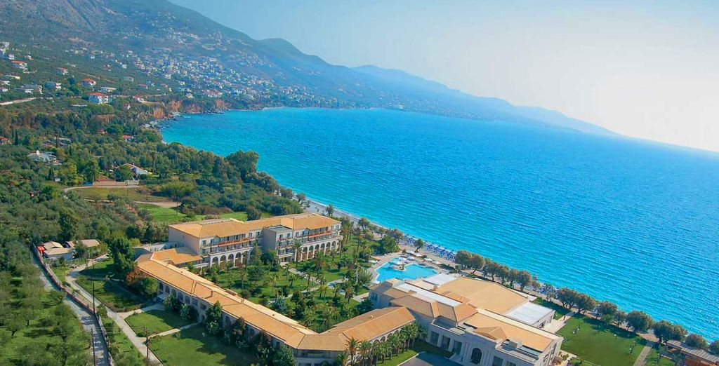 Travel to this wonderful resort - Filoxenia Hotel 4* Kalamata