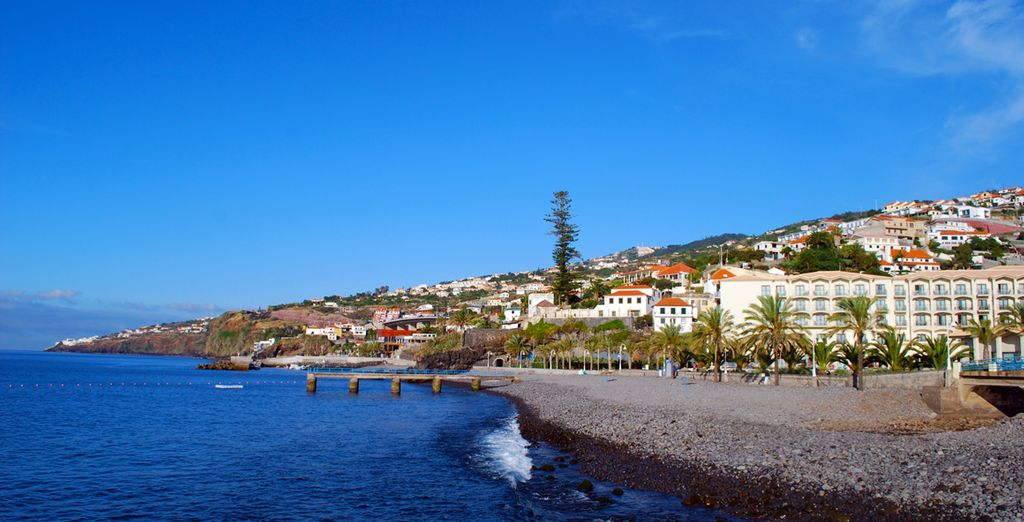 Embrace the idyllic location of Madeira