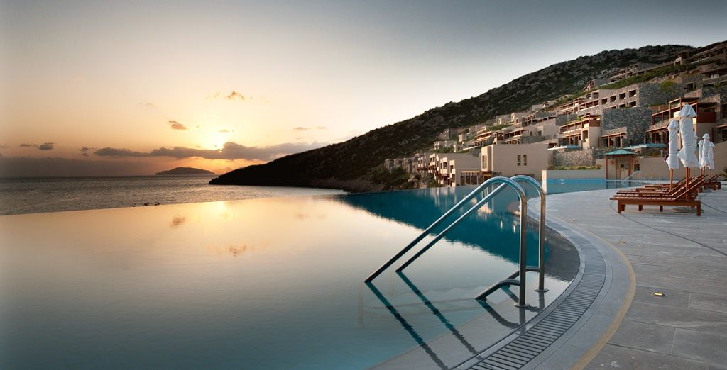 The perfect place to experience the magic of Crete