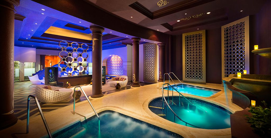 The largest spa in the Caribbean