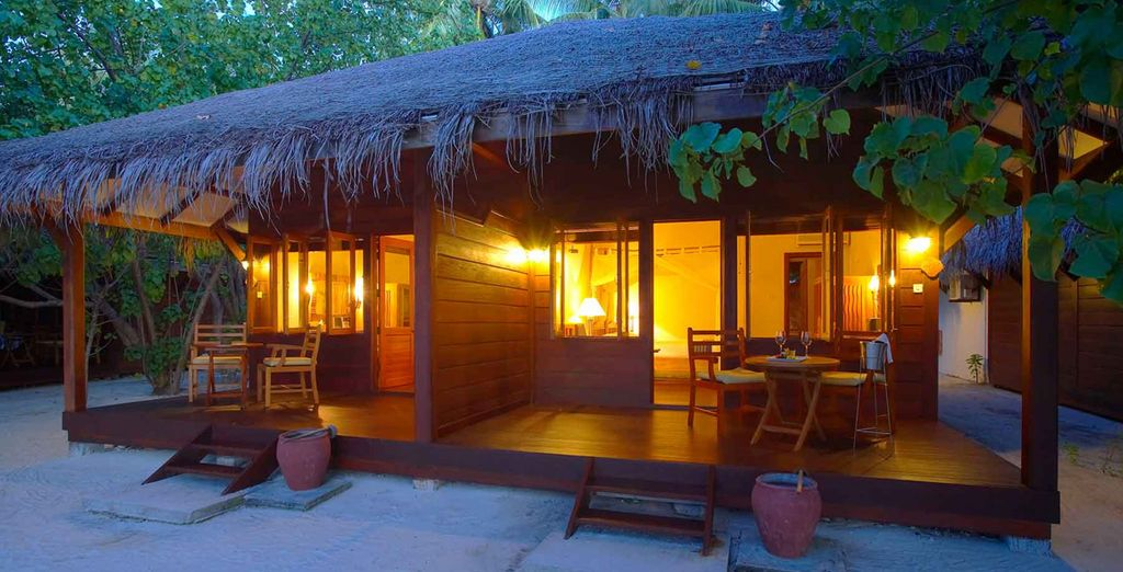 Where you can choose from a Superior Villa