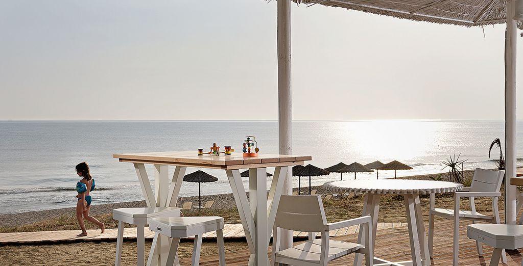 Luxury accommodation, set right beside a beautiful sandy beach - SESA Boutique Hotel 4* Preveza/Lefkas