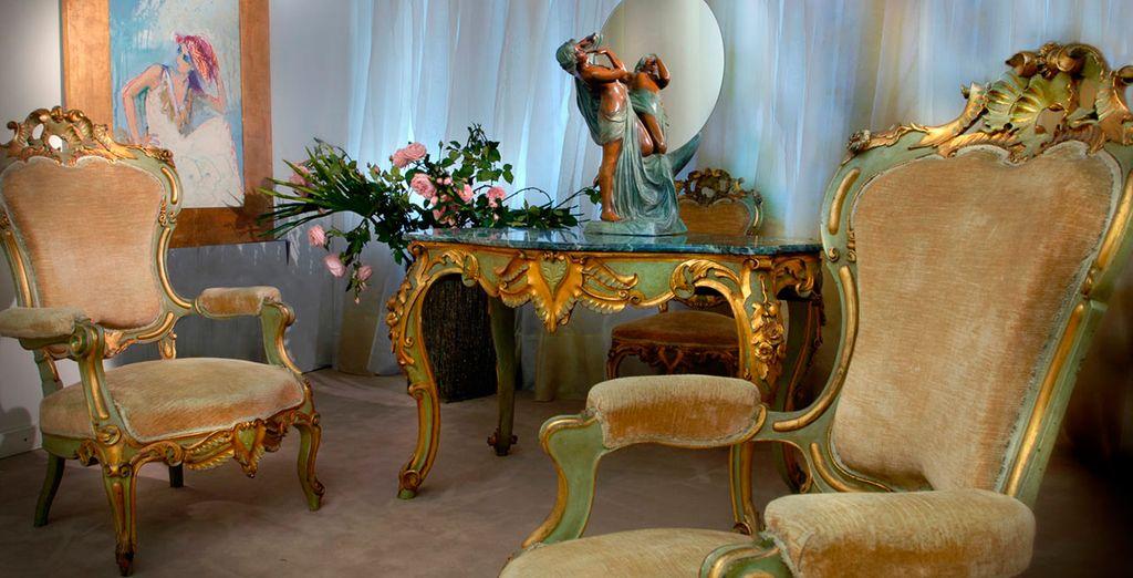 Where classical elegance reigns